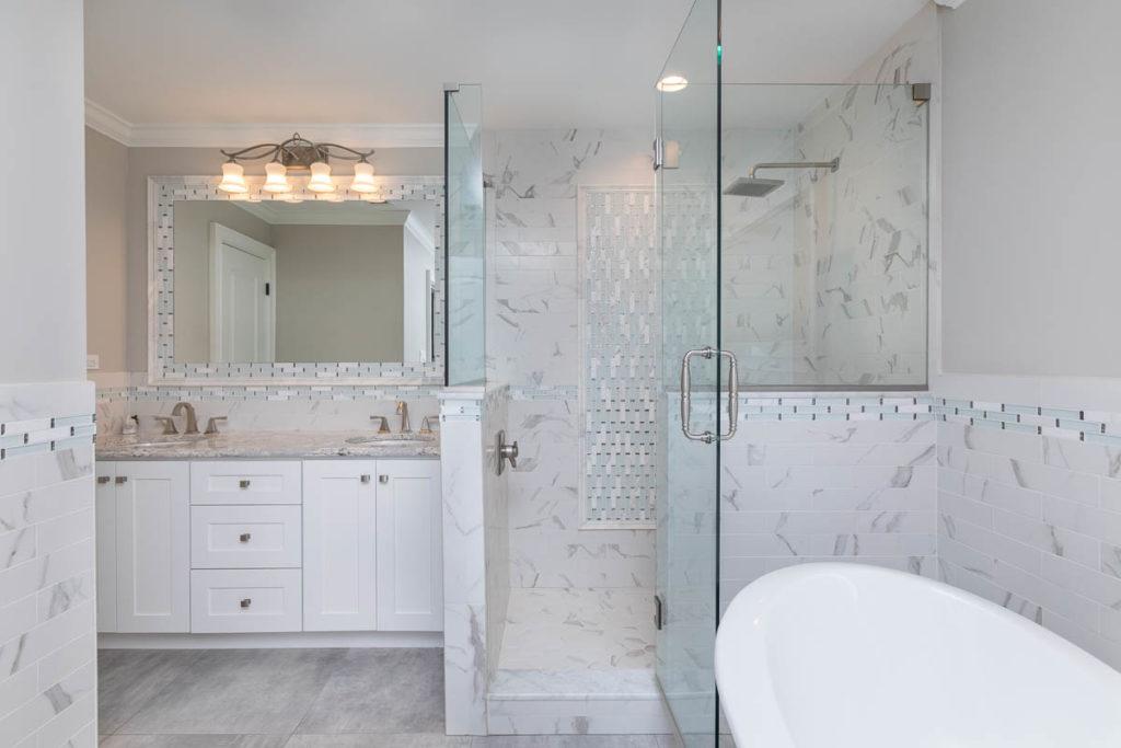 Walkin Shower Design from JDP Designs