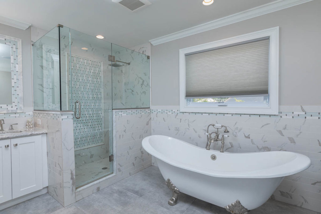 Bathroom Remodel from JDP Designs Tub and Shower
