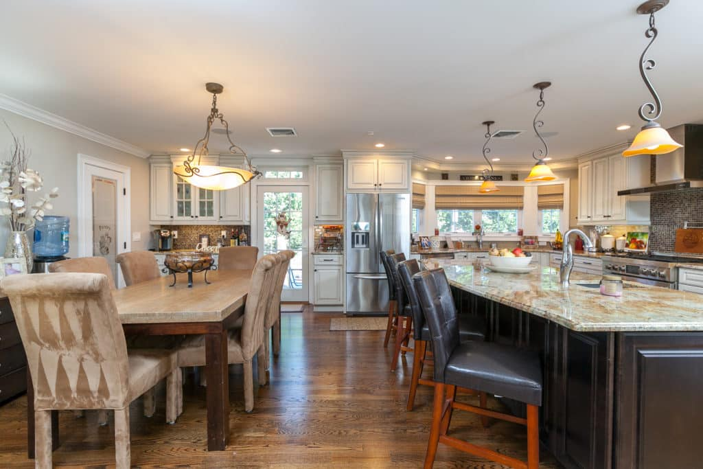 Open-Concept Kitchen from JPD Designs